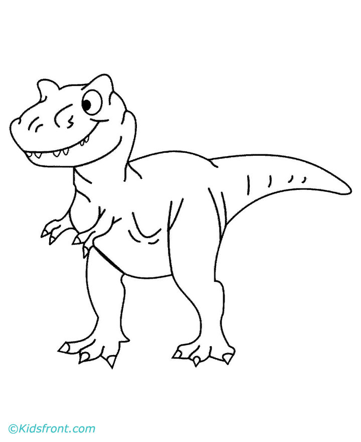 eoraptor coloring pages | Megalosaurus Dinosaurs Coloring Pages Sketch Coloring Page
