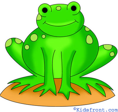 frog drawing - Drawing For Kids Images