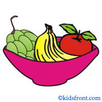 How To Draw Fruit Salad